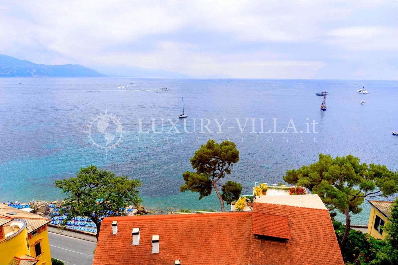Exclusive villa for sale with sea views in Santa Margherita Ligure