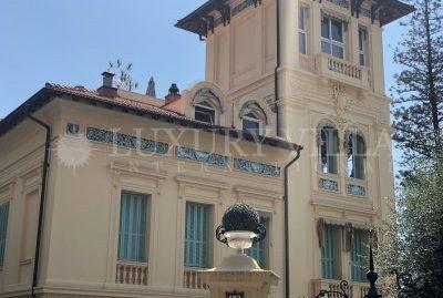 """Apartment in the castle """"Villa Belvedere"""" in Ospedaletti"""